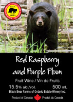 Red Paspberry Plum